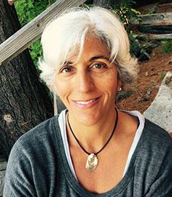 Yoga expert Fran Karoff