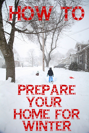 How to prepare your home for winter, via the Milton Scene