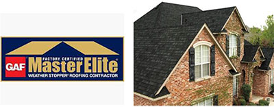 Capital Construction has achieved the exclusive status of Master Elite Weather Stopper Roofing Contractor for GAF, (Residential Roofing Products Division) North America's Largest roofing Manufacturer.