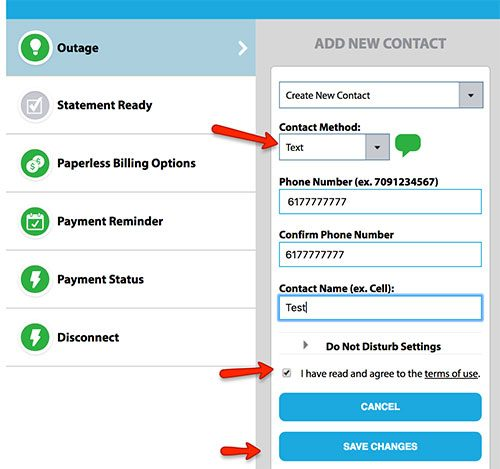 How to receive power outage updates from Eversource