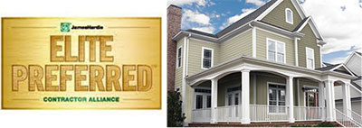 Capital Construction Contracting is the leading James Hardie Siding Contractor in Massachusetts.