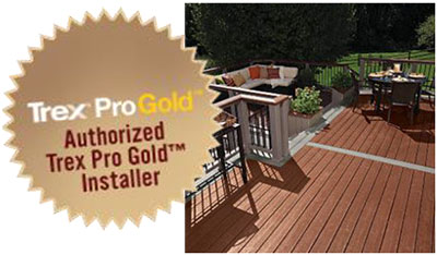 It's new deck season and Trex is Capital Constructions favorite choice of decking material.