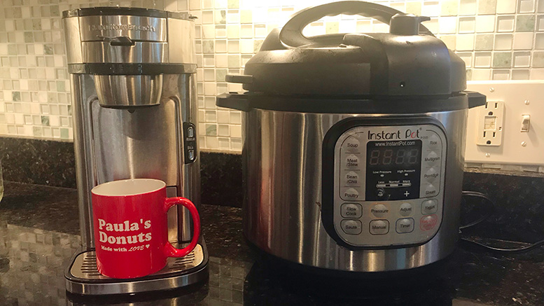 Instant Pot and The Scoop