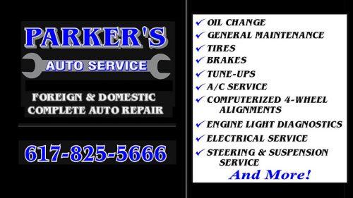 Parker Auto Service