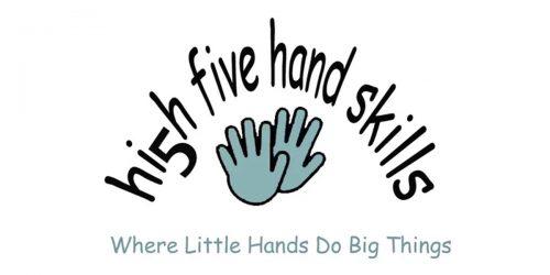 High five hand skills