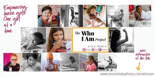 Who Am I project with Jess McDaniel