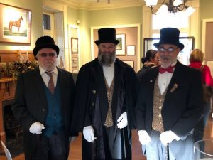 Forbes House Museum Holiday Open House 2019
