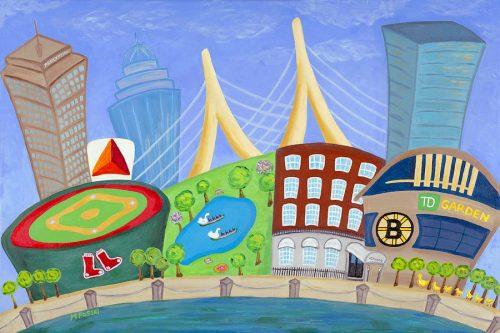 Bit o Boston by Melissa Fassel Dunn