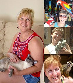 Kathy Henderson, Comfy Cozy Pet Sitting